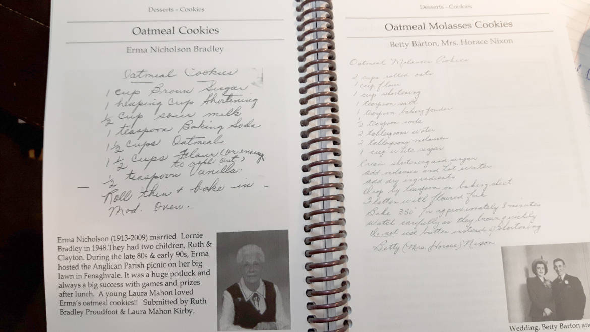 Historical society will sell cookbooks at Yes, Women Can!